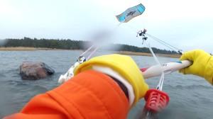 GoPro Kitesurfer